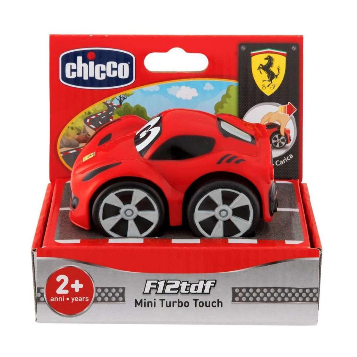 Chicco Mini Turbo F12 Vermelho