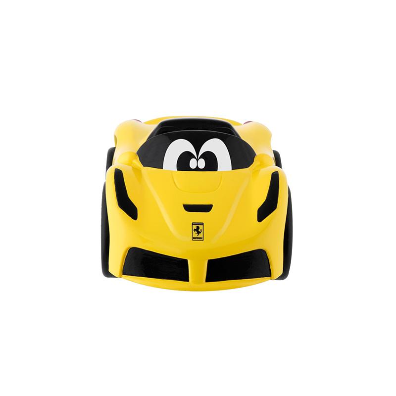 Chicco Carrinho Mini Turbo Ferrari Amarelo