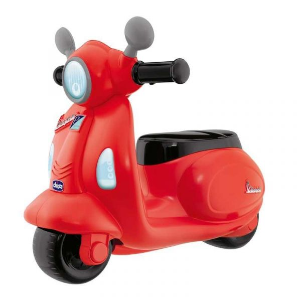 Chicco Mini Vespa Vermelha 12m-3a