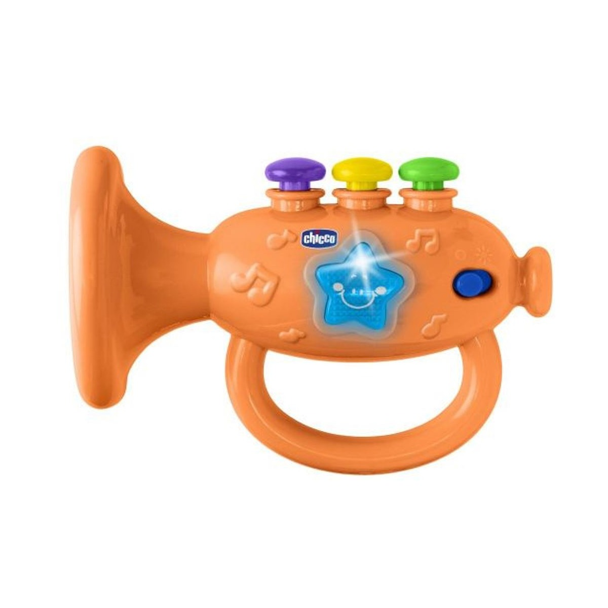 Chicco Trompete Musical 3-24m