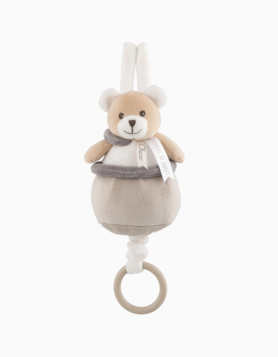 Chicco Caixa Musica Urso Doudou