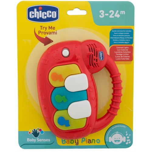 Chicco Piano Musical 3-24m