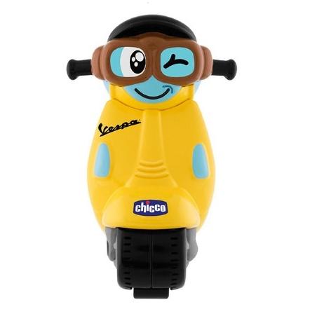 Chicco Mini Vespa Primavera Amarela 2-6 anos