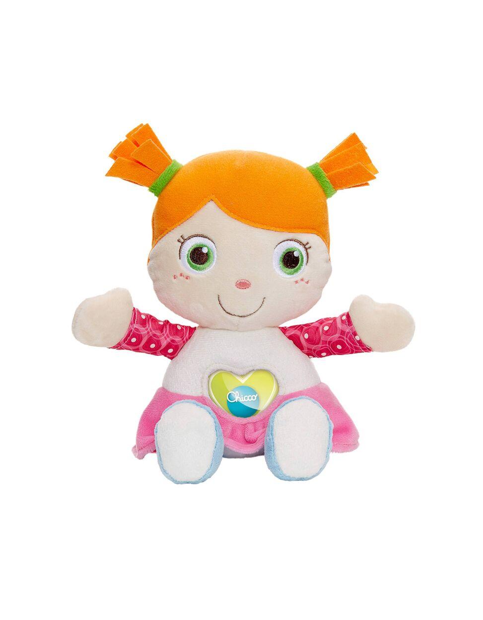 Chicco brinquedo First Love Boneca Passeio