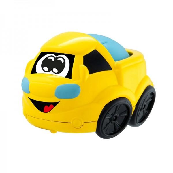 Chicco Turbo Ball Amarelo 1-4a