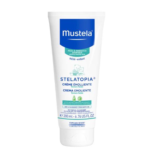Mustela Bebé Stelatopia Creme Emoliente - 200ml