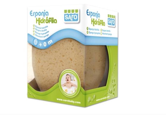 Saro Higiene Esponja Hidrófila 0m+