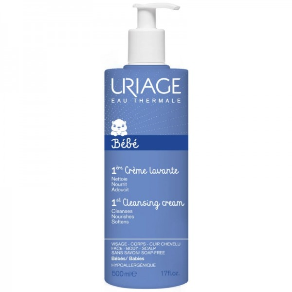 Uriage Bebé 1ºCreme Lavante  500 Ml