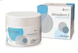 Almaderm S Pasta Zinco 40 - 75 ml