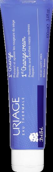 Uriage Bebé 1º Change Cream Muda Fraldas  100 Ml