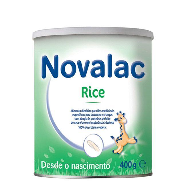 Novalac Rice Pó - 400g