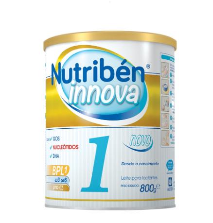 Nutribén Innova 1 Leite para Lactentes - 800g