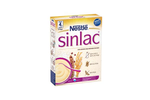 Nestlé Expert Farinha Sinlac Sem Glúten - 250g