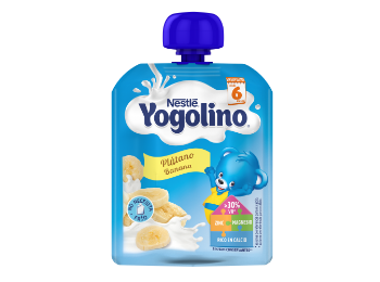 Nestlé Iogolino Banana 6m+  90G