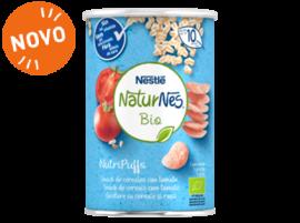Nestlé Naturnes Bio NutriPuffs Tomate 10m+  - 35g