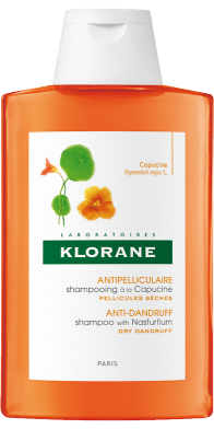 Klorane Capilar Champô Capuchinha 200ml