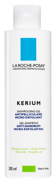 Lrposay Kerium Champô Gel Caspa Oleosa 200ml