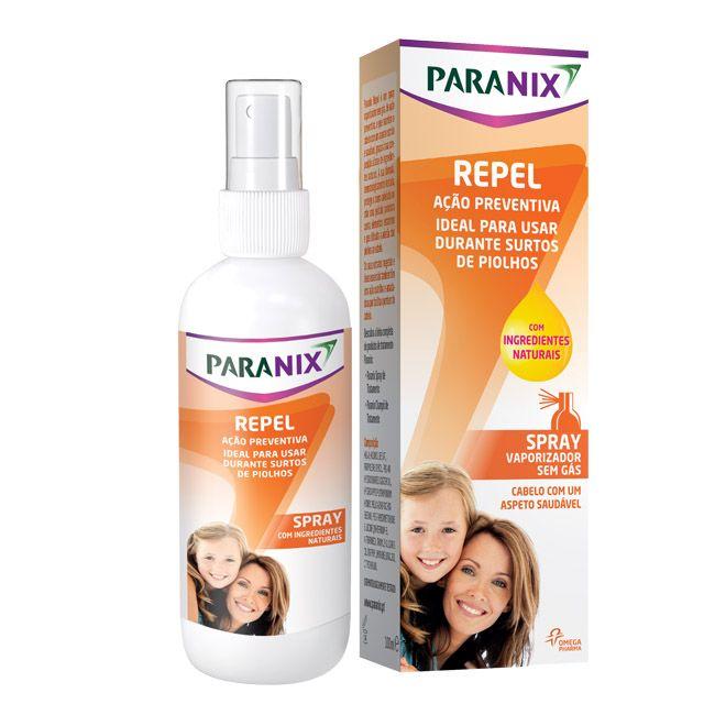 Paranix Repel Spray 100 Ml