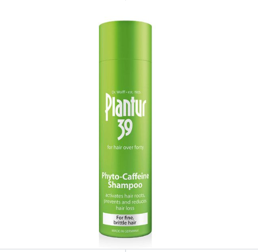 Plantur 39 Champô Cafeina Cabelo Fino 250ml