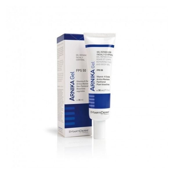 Martiderm Skin Repair Arnika Gel FPS50+ 30 Ml
