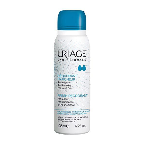 Uriage Desodorizante Frescura Spray Pele Sensível 125ml