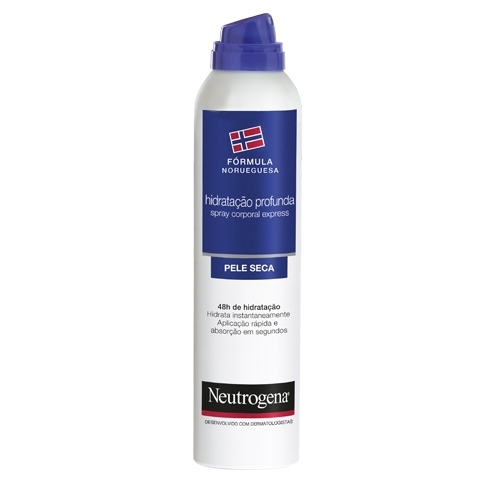 Neutrogena Corpo Spray Express Hidratação Profunda  200ml