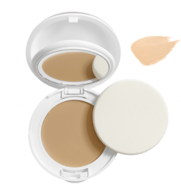 Avéne Couvrance Creme Compact Oil-Free Natural 10g