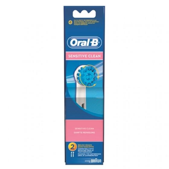 Oral B Recarga Escova Eléctrica Sensitive X2