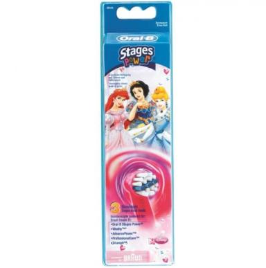 Oral B Stage Power Recarga Escova Eléctrica Princesa 3