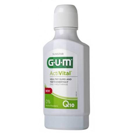 Gum Activital Colutório 500ml