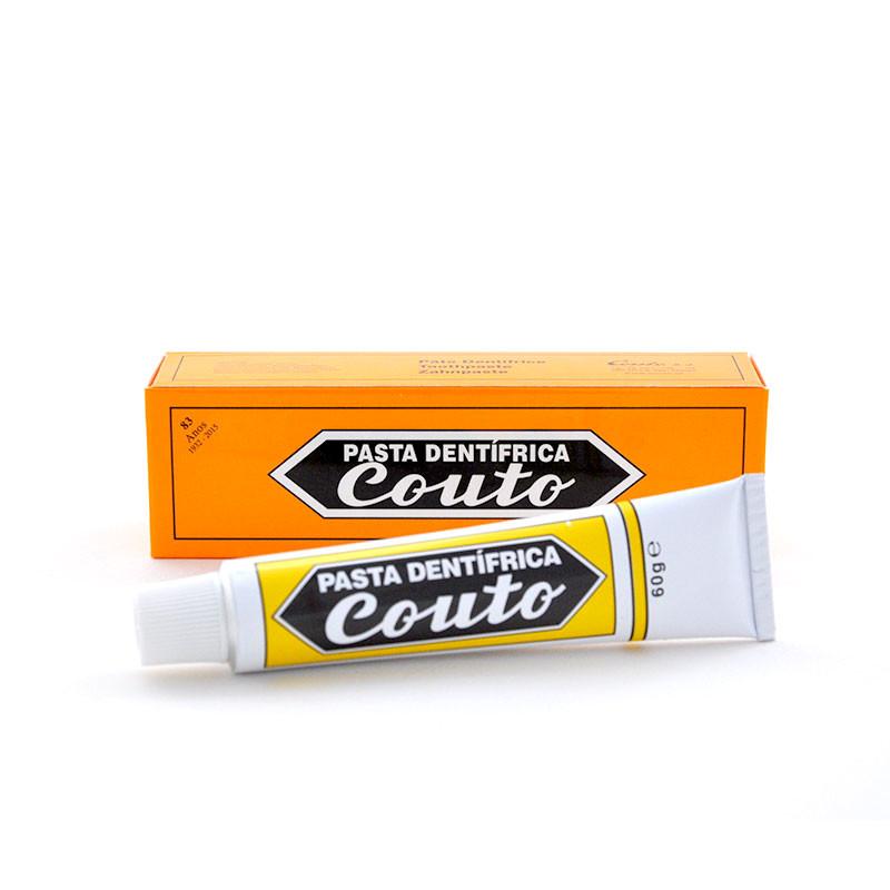 Couto Pasta Dentrífica 60 G