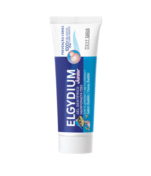 Elgydium Junior Gel Dentífrico Bubble 50ml