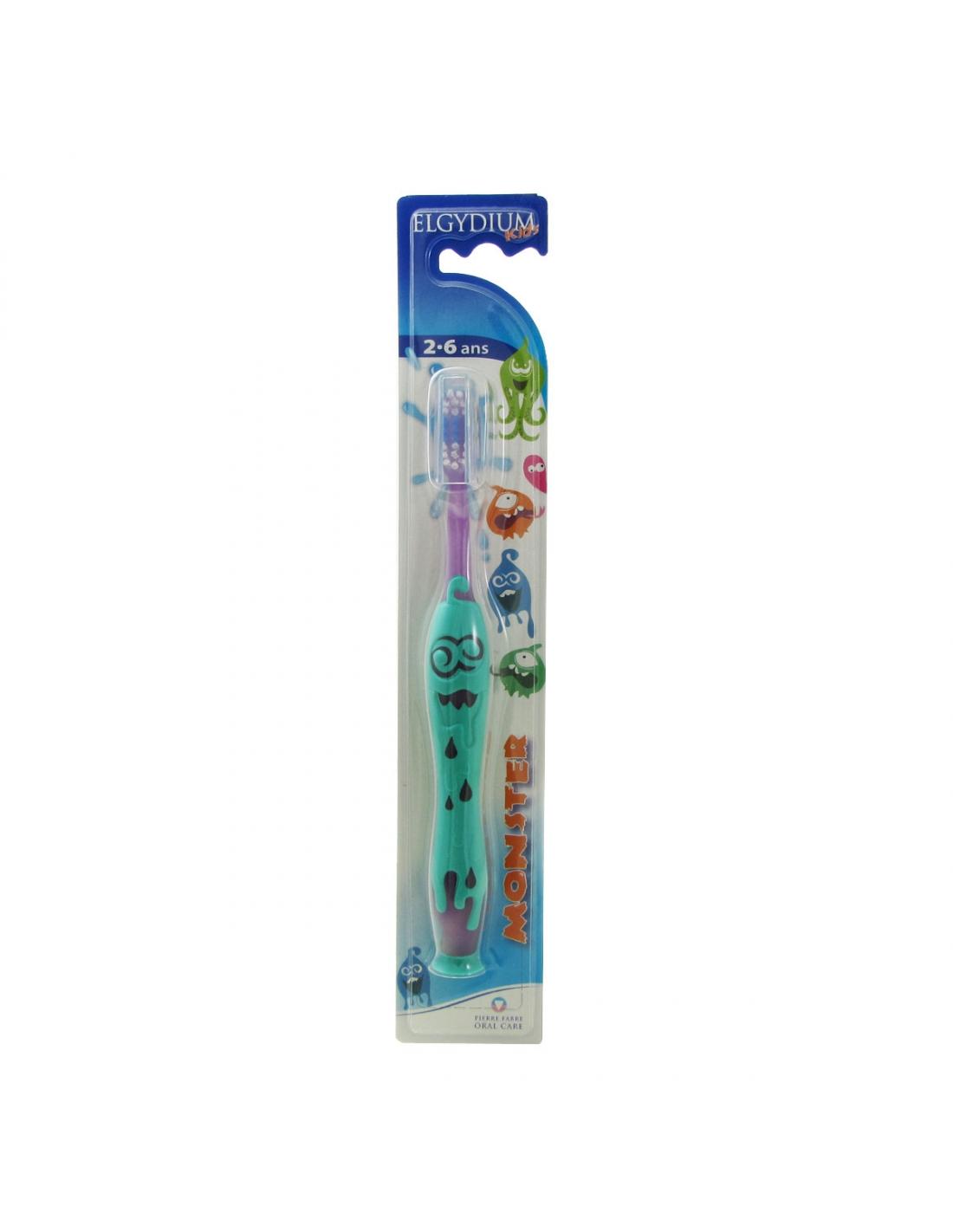 Elgydium Kids Escova Dentes  2-6 Anos