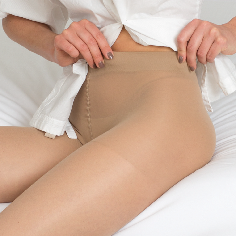 Relaxsan Med Soft Collants M2180 AT CCL2 Tamanho 3 Bege