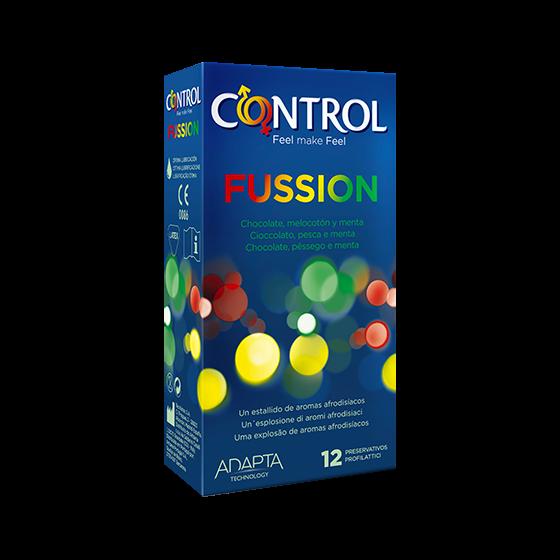 Control Sex Sense Fussion Adapt X12