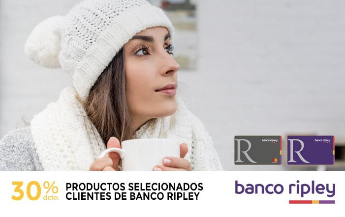 Promoción Banco Ripley: Julio-Octubre 2020