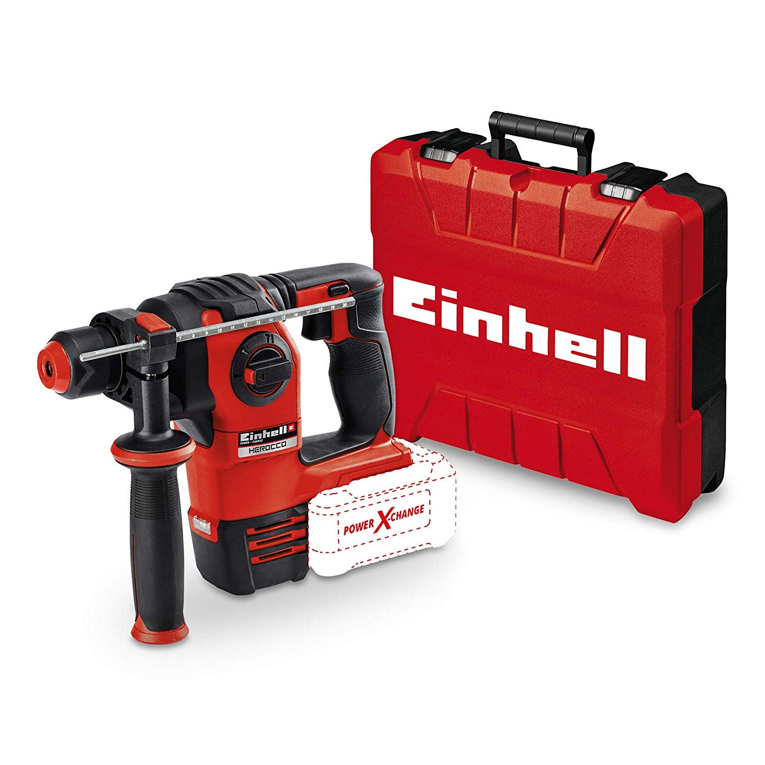 ROTOMARTILLO INAL S/CARBONES  EINHELL