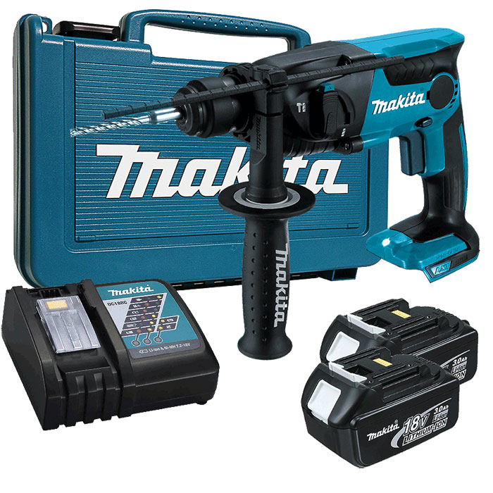 ROTOMARTILLO INALAMBRICO DHR165RFE MAKITA