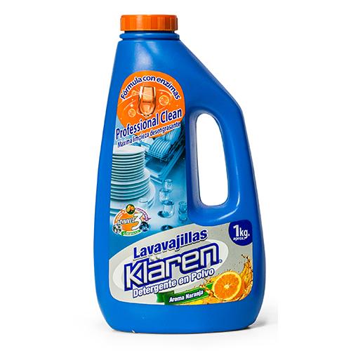 Detergente Lavavajilla 1kg