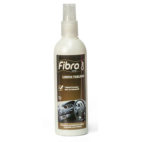 Spray limpia tablero de automóvil