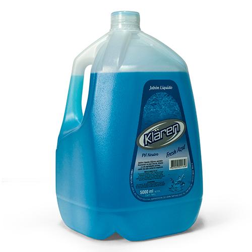 Jabón líquido 5 Lts Fresh