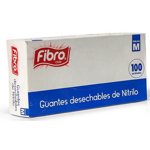 Guante Nitrilo 100un