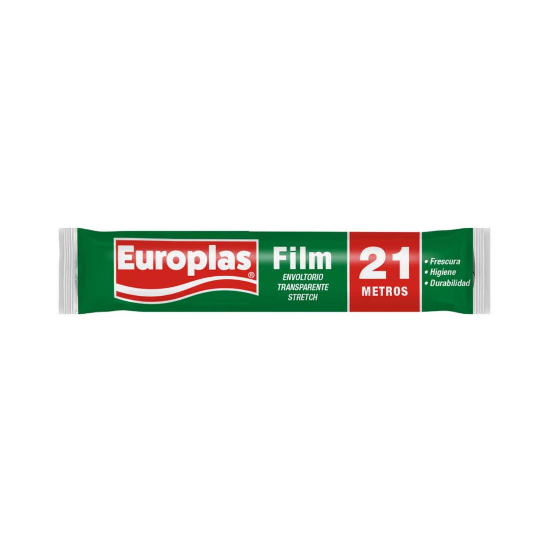 Film plástico 21 mts