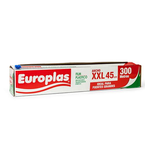 Film plástico Europlas 300 mts XXL
