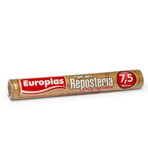 Papel reposteria 7,5 mts