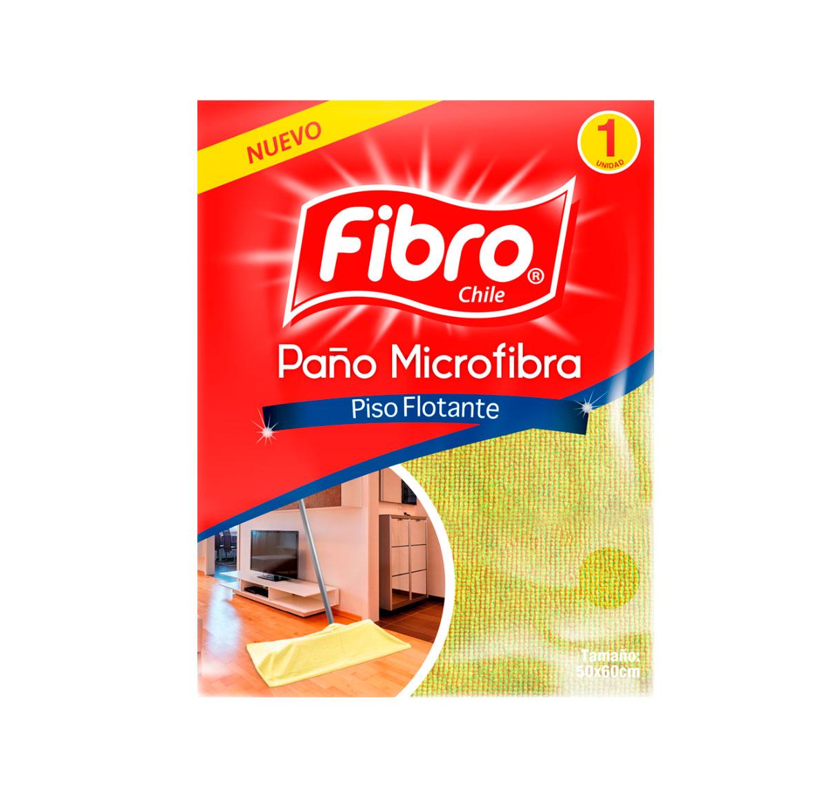 Paño de microfibra piso flotante