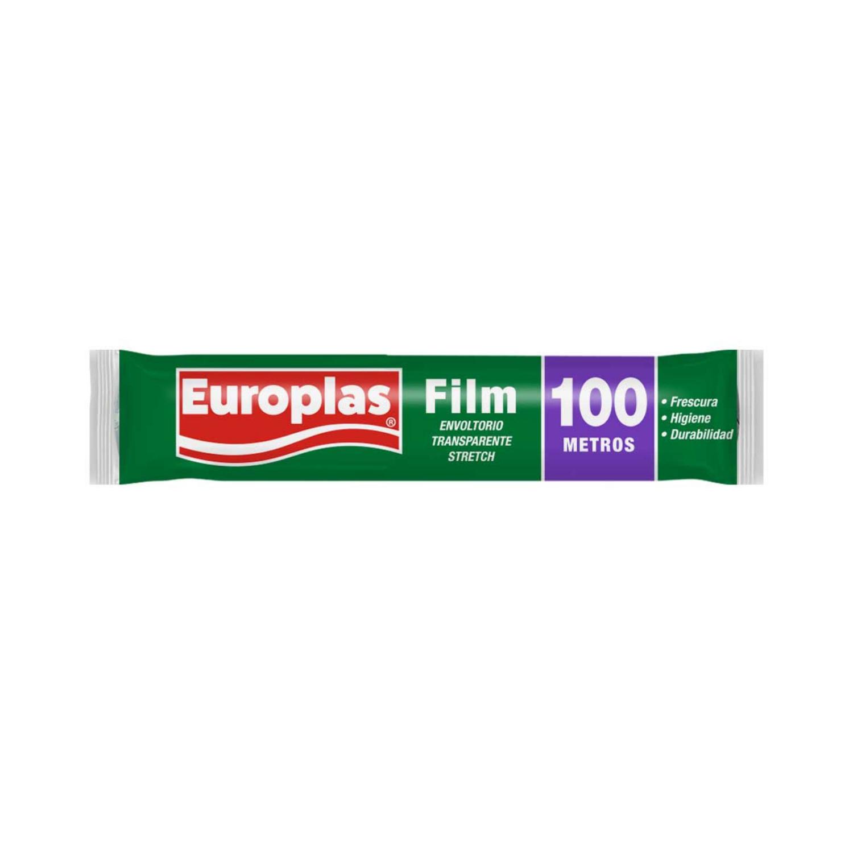 Film PVC Europlas 100 mt.