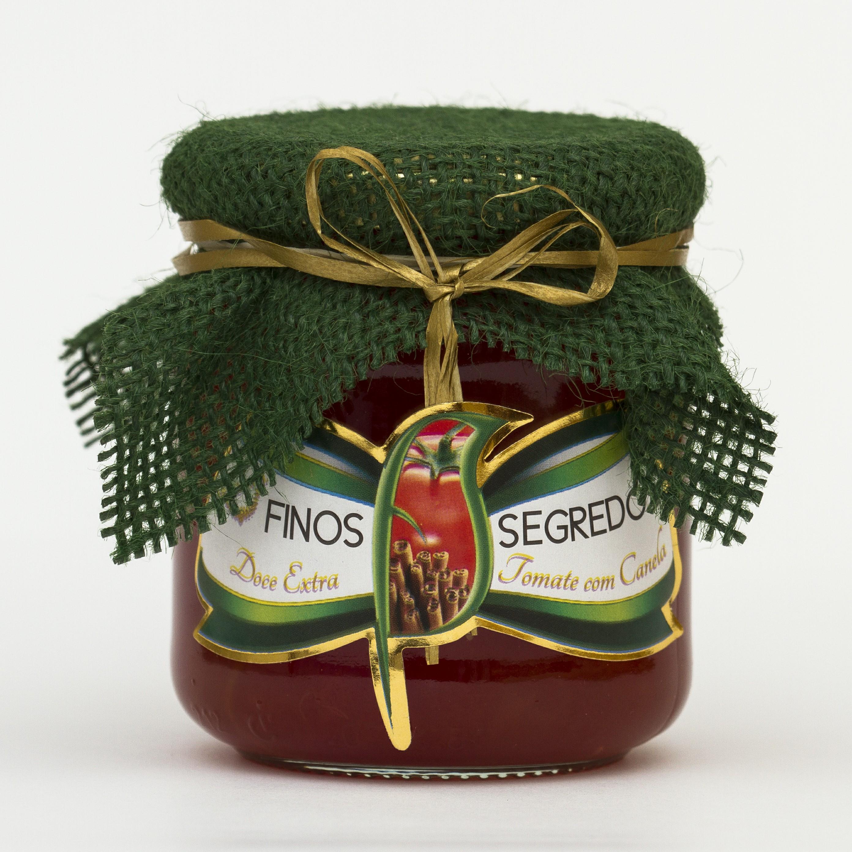 Doce Extra de Tomate com Canela