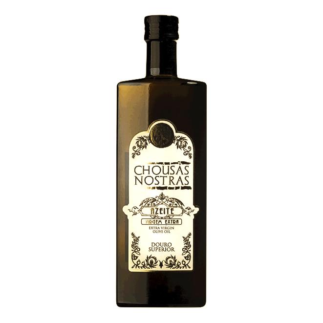 Azeite Virgem Extra Chousas Nostras de 500 ml e de acidez 0,1%
