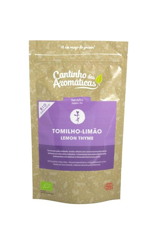 Tomilho-Limão – Infusão Bio